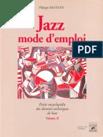 Baudoin-Jazz Mode d'Emploi Vol 2