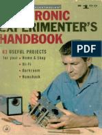 adi carte vitange 1958 Electronics-Experimenter-Handbook