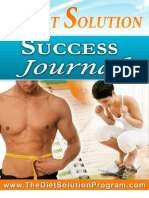 TheDietSolutionSuccessJournal