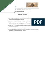6º AULA SOCIEDADE COMERCIAL 08 ABRIL 2019 EXERCICIES