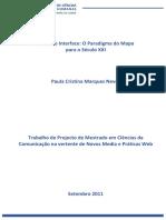 TrabalhoDeProjectoDeMestrado-ATerraComoInterface-PaulaNeves-