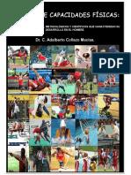 Libro de capacidades físicas de Collazo
