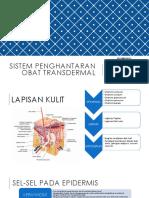 PPT_Kelompok 2_Transdermal Delivery