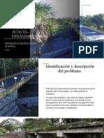 PROYECTO CONSTRUCCIÓN PUENTE SOBRE EL CAÑO HONDO VÍA