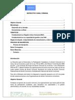 INSTRUCTIVO CANAL COMUNAL - VERSION OFICIAL 2