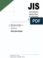 FLANGE JIS B2220- E