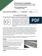 Guía 6- Sexto - La evolución de la rueda