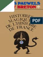Louis Pauwels, Guy Breton - Histoires magiques de l'histoire de France-Albin Michel (1977).pdf