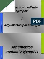 Argumentos Ejemplo-Analogía.ppt