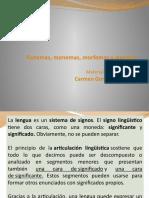 Ppt 1 Fonemas, morfemas, lexemas 20200714