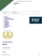 Instrumen Akreditasi Program Studi 4.0 - Institut Teknologi Del