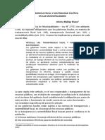 TRANSPARENCIA FISCAL Y NEUTRALIDAD POLÍTICA EN LAS MUNICIPALIDADES.docx