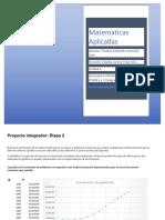 Matematicas Aplicadas Actividad 6