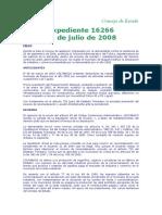 Sentencia Actividad Industrial  COLTABACO 2008