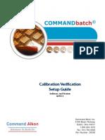 CalibrationVerification