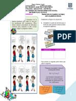 Cartilla octavo matemáticas_paginas 1 y 2