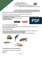 actividad pedagogica de ciencias naturales grado tercero