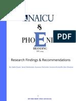 NAICU Research