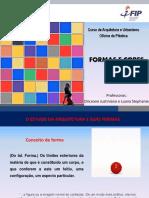 AULA 02 - FORMAS E CORES