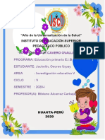 CARATULA  DE PEDAGOGICO DAMAS