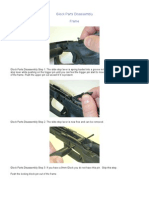 Glock Parts Disassembly