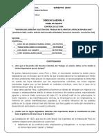 Tarea 3.- Control Lectura -Historia del D. Colectivo del Trabajo en Perú -Hoja Desarrollada (1)