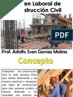 Diapositiva regimen construccion civil