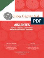 Aislantes Catalogo Tubo Center.pdf