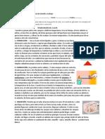 Guía de estudio y trabajO TRANSMISION DEL CALOR