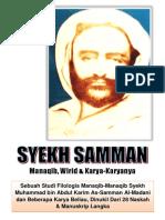 M a n a q i b  Syekh Samman al-Madani baru.pdf