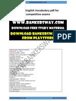 10000 English Vocabulary pdf for competitive exams.pdf
