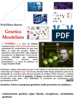 Genetica Mendeliana - Aula 1