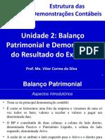 Unidade 2 - BP e DRE
