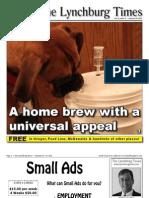The Lynchburg Times 1/20/2011