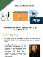 METODOLOGIA Y HERRAMIENTAS EN SOLUCION DE PROBLEMAS
