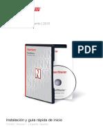NestMaster 2015 Quick Start Guide