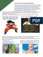 El Satanismo detrás de la serie animada Dragon Ball Z