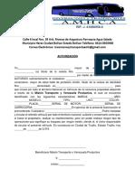 CORREGIDOS AUTORIZACION  Y ACTA DE ENTREGA 2019 MT.pdf