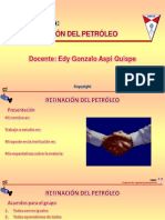 Presentacion de refinacion de petroleo Unidad I.pdf