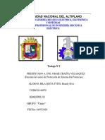 1° practica de proteccion BRANDY ELVIS HILAQUITA TTITO
