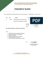 COTIZACION MAQUINA DE BALDE 13HP-Unidad de Gestion Administrativa de servicios de Saneamiento  - UGASS ILAVE