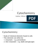 Cytochemistry