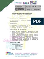 GUÍAS OFICIALES  2020 HACCP POES BPM