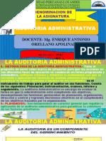 SEMANA 07 DE LA ASIGNATURA DE AUDITORIA ADMINISTRATIVA 2020 - I (1)