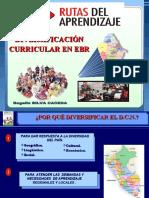 DIVERSIFICACION CURRICULAR 2013.ppt