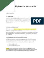 regimen aduanero_importaciones