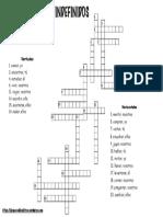 crucigrama-pretc3a9rito-indefinido-verbos-regulares