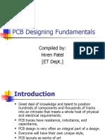 PCB Designing Fundamentals