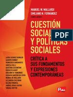 Cuestión social y políticas sociales - Puka Editora