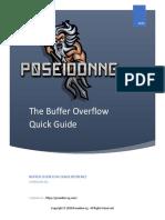 Poseidonng the buffer overflow quick guide
